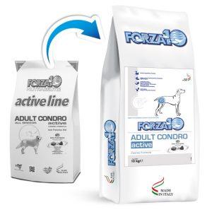 FORZA 10 ACTIVE Adult Condro старый мешок и новый мешок