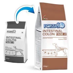 FORZA 10 Active Intestinal Colon фаза 2 старый и новый мешок