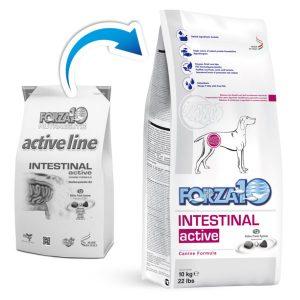 FORZA 10 ACTIVE Intestinal новый и старый мешок