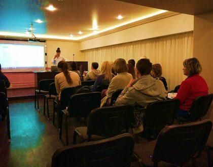 13 февраля семинар Форца10 в Иркутске