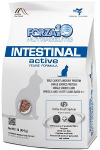 Forza10 корм при энтерит у кошки