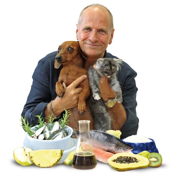 Серджио Канелло (Sergio Canello) - международный эксперт по болезням пищевого происхождения у собак и кошек, основатель Forza10