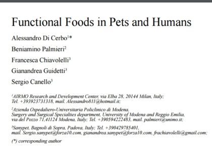 Изучение функциональных пищевых продуктов