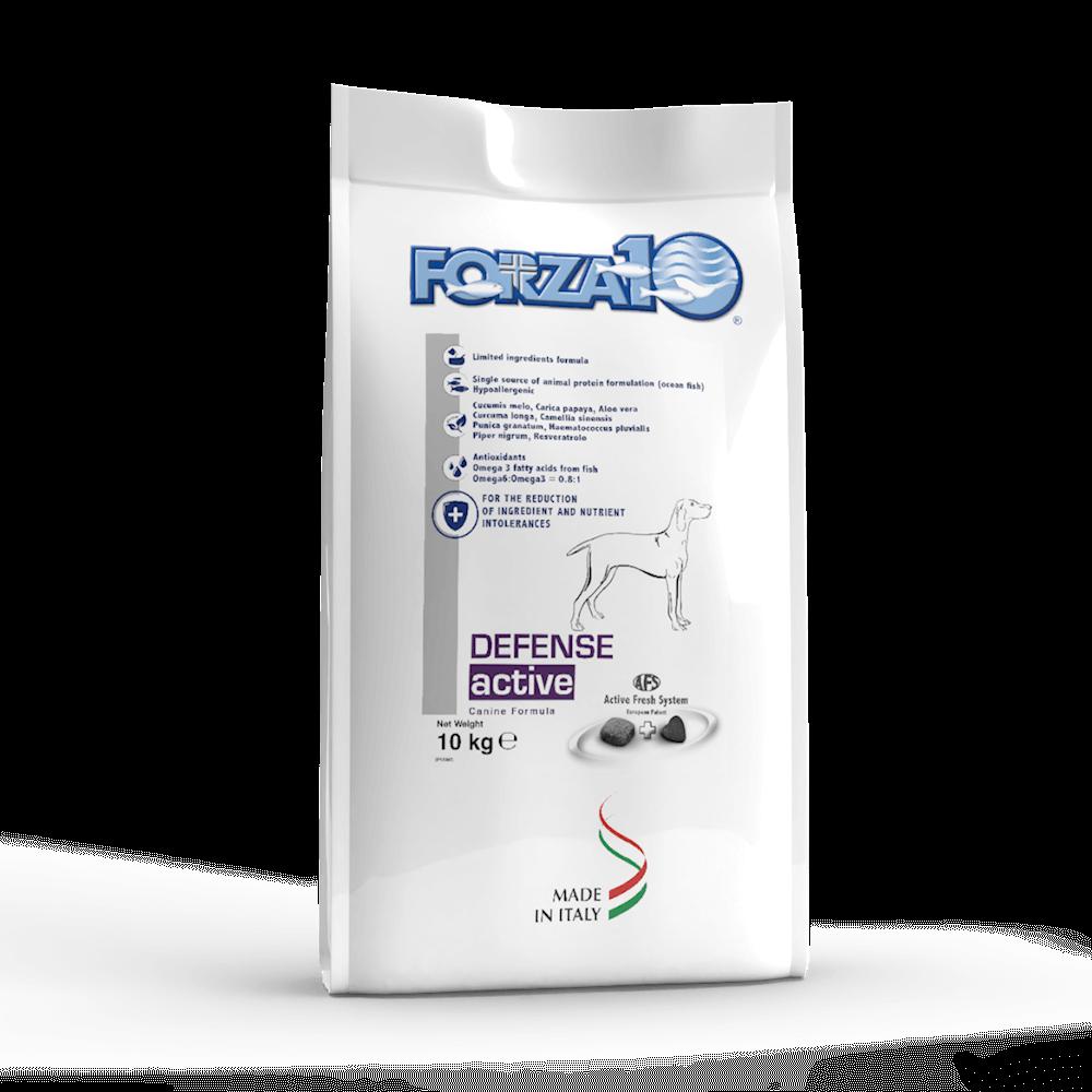 DEFENSE ACTIVE для восстановления иммунной системы собаки Форца10 Forza10