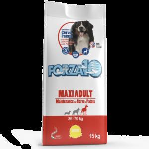 Корм для собак FORZA10 MAINTENANCE MAXI ADULT CERVO E PATATE