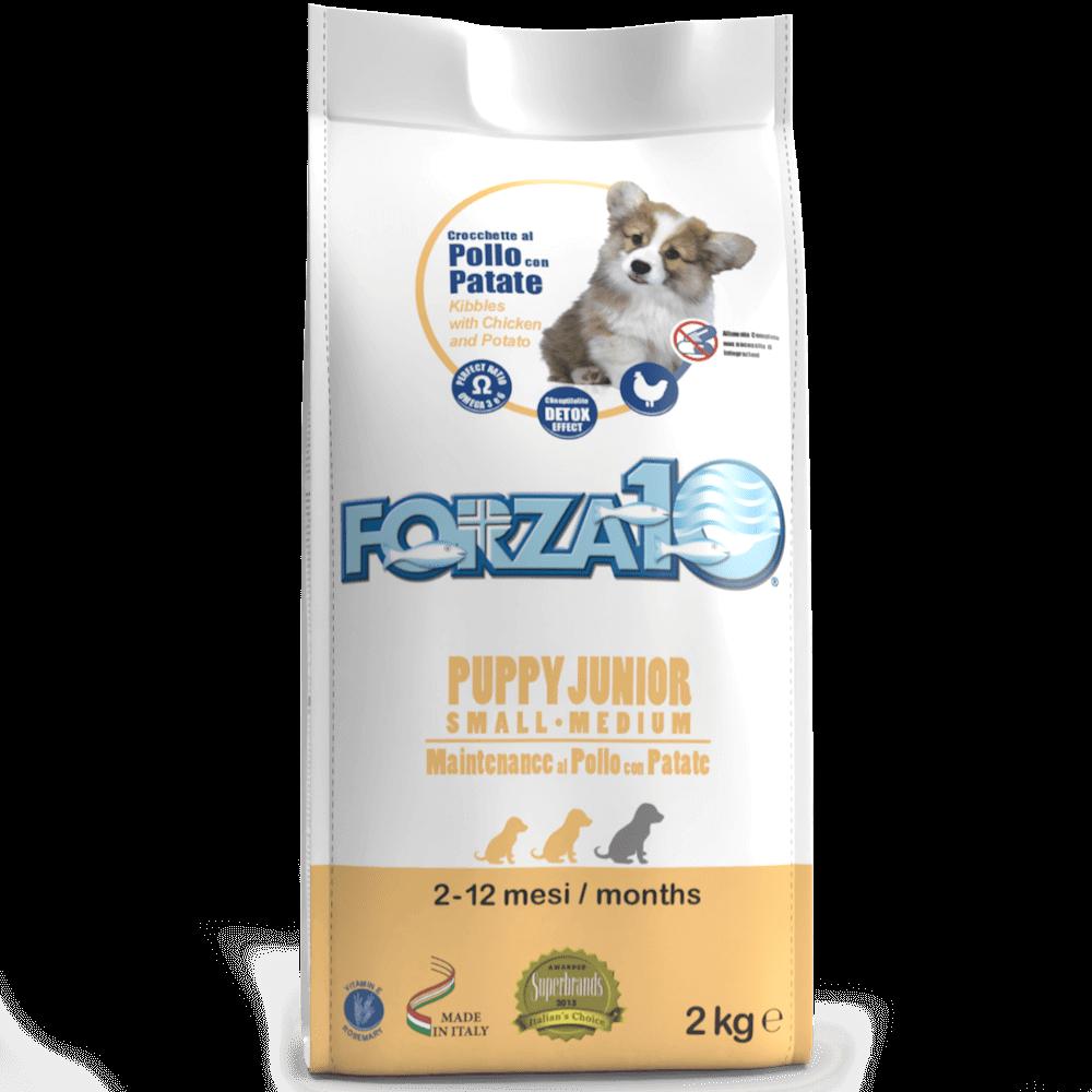 FORZA10 Puppy Junior Maintenance из курицы для щенков мелких и средних пород