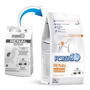 FORZA 10 ACTIVE Renal старый и новый мешок