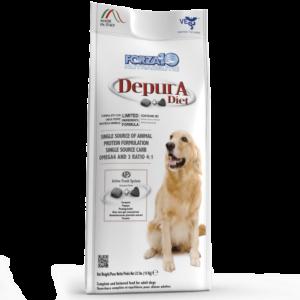 Forza10 DEPURA ACTIVE корм для собак для очищения организма от токсинов