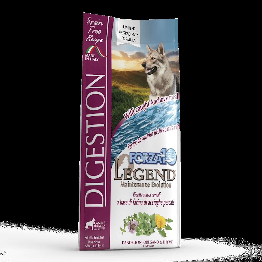 LEGEND DIGESTION беззерновые корма для собак