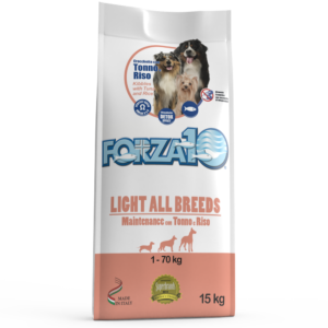 Forza10 MAINTENANCE LIGHT ALL BREEDS TONNO E RISO