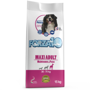 Корм на рыбе для крупных пород собак FORZA10 MAXI MAINTENANCE ALL PESCE