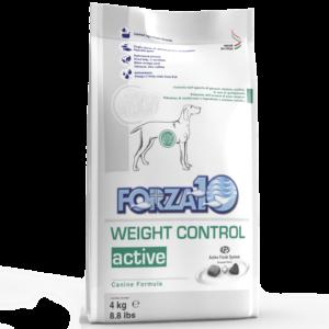 корм для собак с лишним весом WEIGHT CONTROL - лечащие корма Forza 10