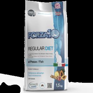 Гипоаллергенный корм для кошек Forza10 REGULAR DIET