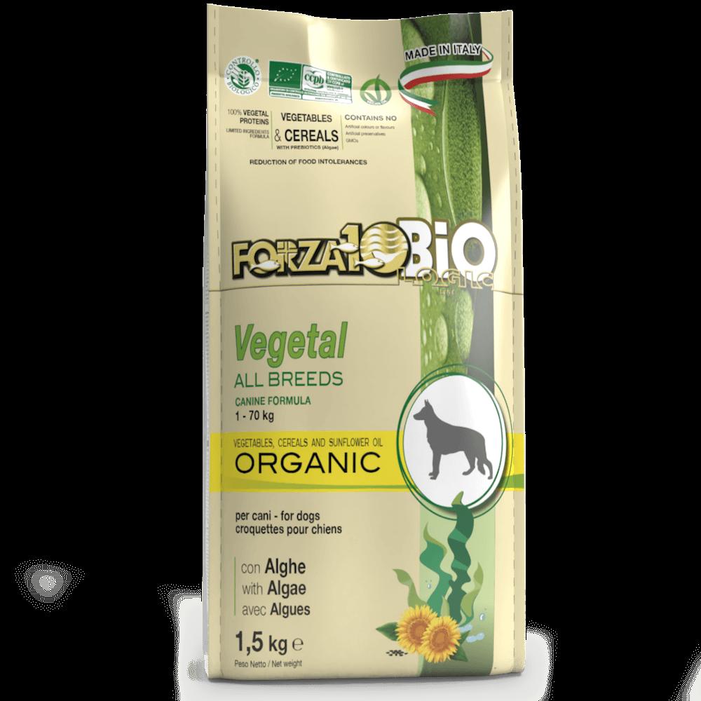 Forza 10 органический веган корм для собак Bio Vegetal 1,5 кг