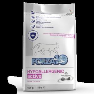 Forza10 HYPOALLERGENIC лечебный корм для кошек