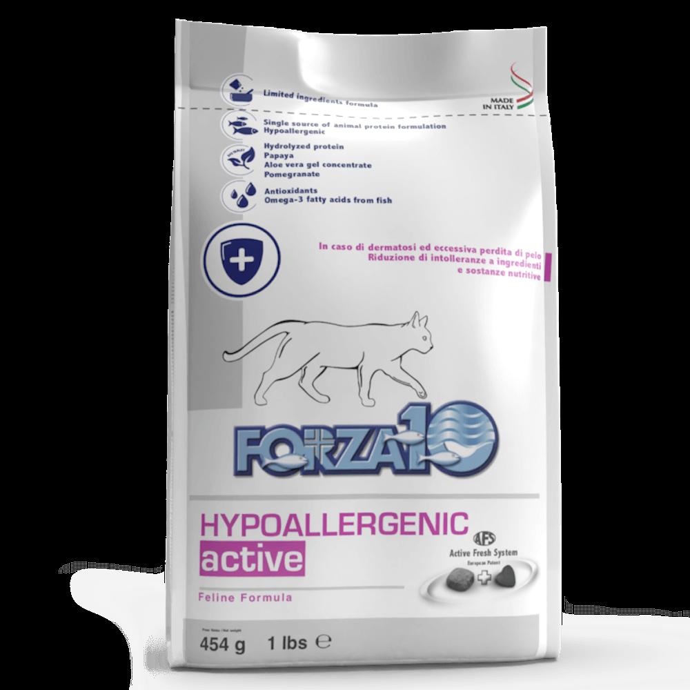 Форза10 Гипоалергеник для кошек - Forza10 HYPOALLERGENIC ACTIVE