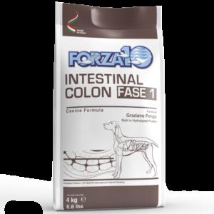 Forza10 INTESTINAL COLJN фаза 1 корм при острых заболеваниях ЖКТ и колитах у собак