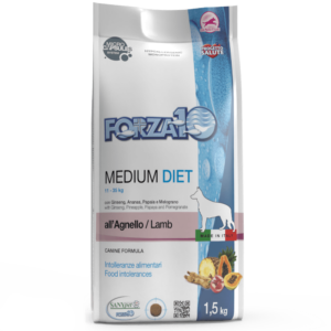 Гипоаллергенный корм для собак FORZA 10 Medium Diet из ягнёнка