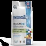 Гипоаллергенный корм для собак Forza10 MEDIUM DIET из оленины и картошки