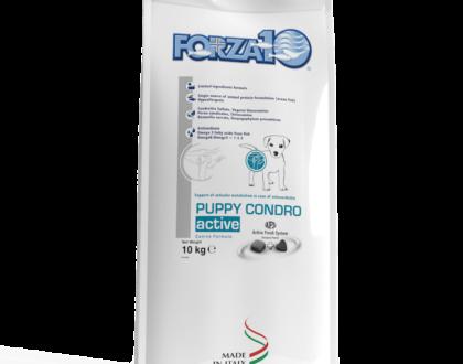 корм для щенков Forza10 PUPPY CONDRO ACTIVE
