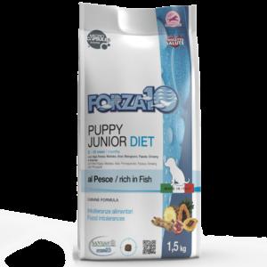 Гипоаллергенный корм для щенков FORZA10 Puppy Junior Diet из рыбы