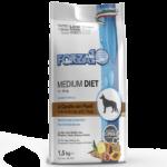 Гипоаллергенный корм для собак FORZA10 MEDIUM DIET AL CAVALLO CON PISELLI