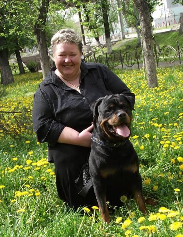 Отзыв по корму FORZA 10 заводчика собак породы ротвейлер