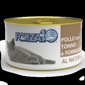 влажный корм для кошек Forza10 Курица с тунцом и сыром Al Naturale