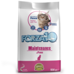 Сухой корм для кошек Forza10 Maintenance al pesce мешок 500г.