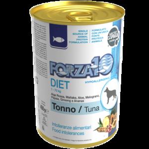Гипоаллергенный влажный корм Forza10 DIET TONNO