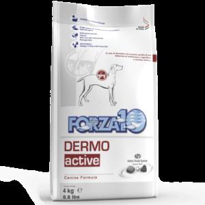Forza 10 Dermo Active лечебный корм для собак при кожных заболеваниях Форца 10 Форза 10 Дермо Актив