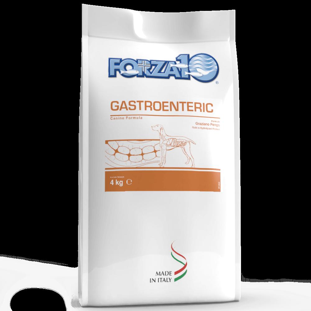 Корм при острых расстройствах кишечника и плохого пищеварения Forza10 GASTROENTERIC
