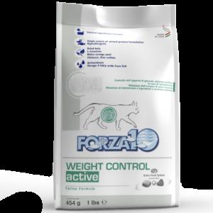 FORZA 10 WEIGHT CONTROL для взрослых кошек с нарушением обмена веществ (сахарный диабет) и склонных к ожирению